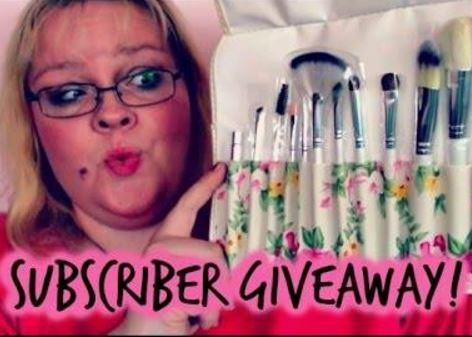 courtney with love makeup brush giveaway darlene michaud