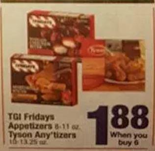 tyson appetizers coupon deal darlene michaud