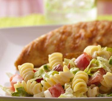 blt pasta salad recipe darlene michaud