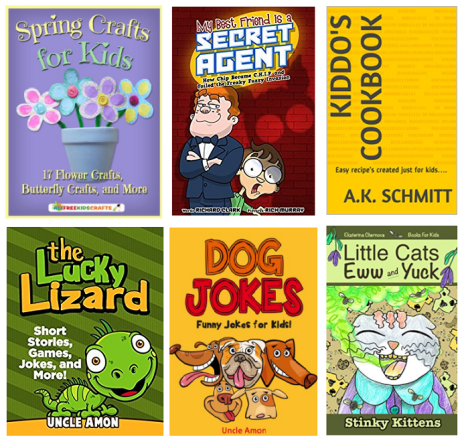 . 6 free amazon kindle books for kids darlene michaud