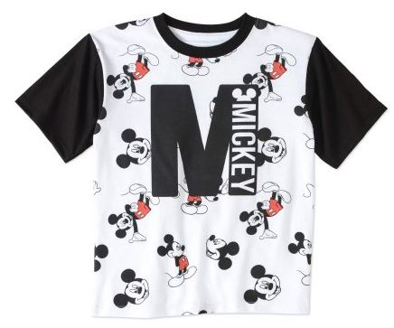 mickey mouse t-shirt walmart clearance darlene michaud