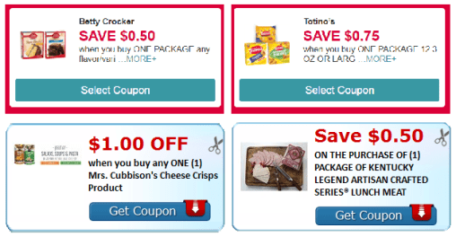 . new coupons darlene michaud