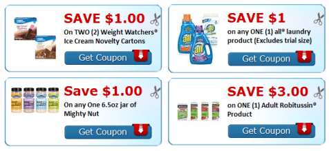 . new coupons darlene michaud