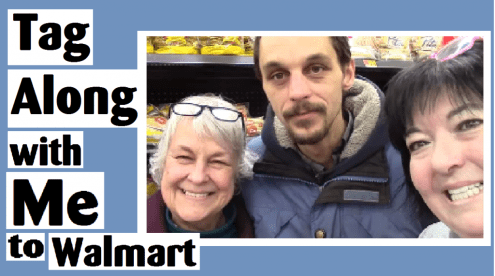 tag along with me to walmart autograph darlene michaud