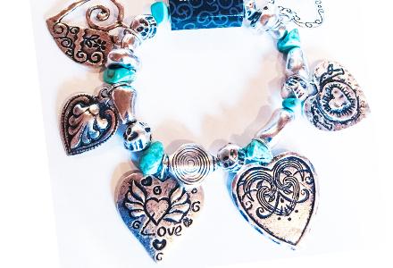 Bracelet Givaway, Montana Country Western Style Bracelet