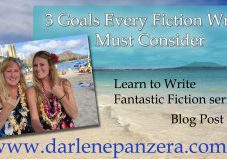 3 Goals Every Fiction Writer Must Consider