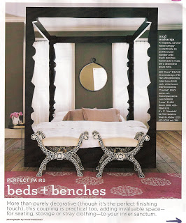 Beds + Benches