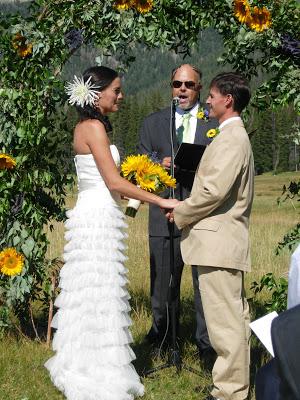 Idaho Wedding