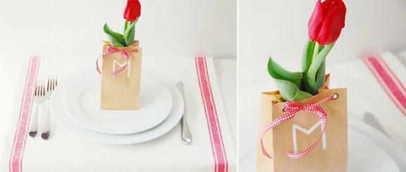 Tulip Favor