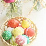 More Easter Egg Decorating