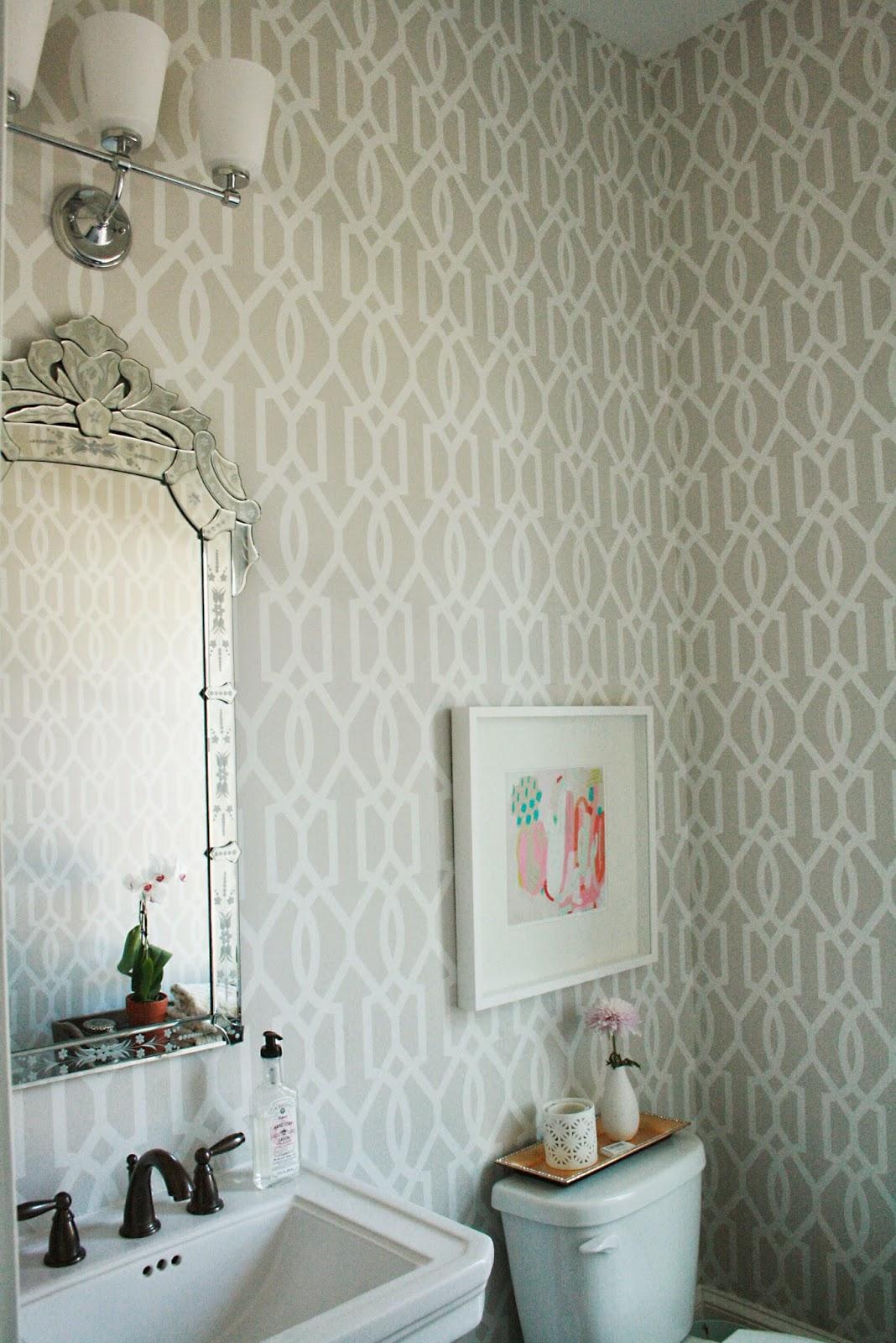 Guest Bathroom - Darling Darleen | A Lifestyle Design Blog