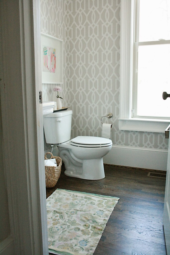 Guest Bathroom Darling Darleen A Lifestyle Design Blog