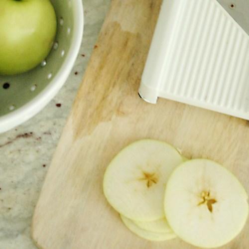 Favorite Snack: Apple Slices