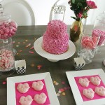 Pink and Gold Tween Birthday Party