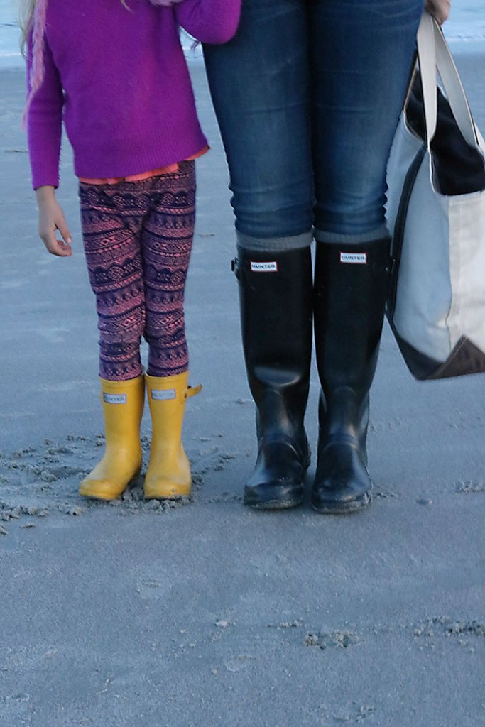 beach-outfit-hunter-boots-kids