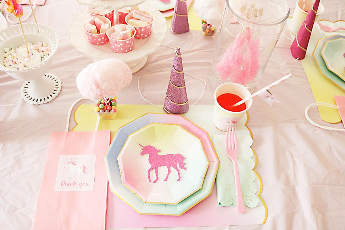 Unicorn Birthday Party Darling Darleen A Lifestyle Design Blog