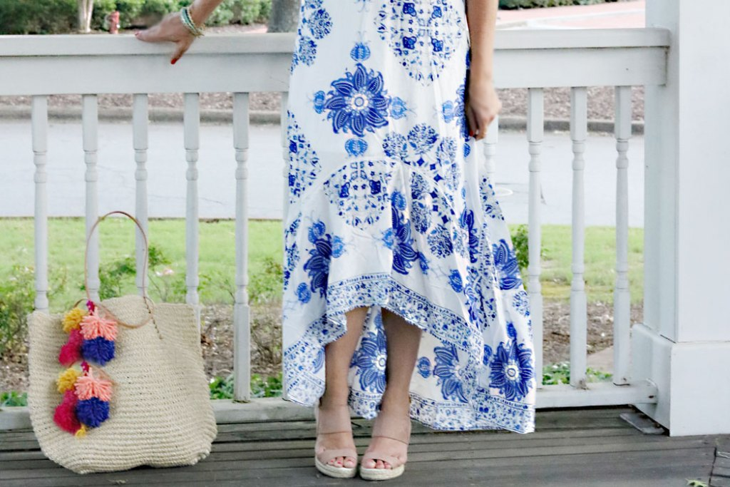 diy-pom-pom-bag-floral-4th-of-july-outfit