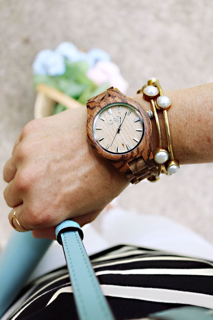 wood-watches-on-wrist, jord wood watches