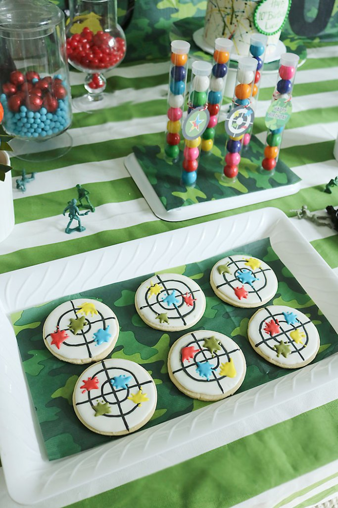 paintball-birthday-cookies