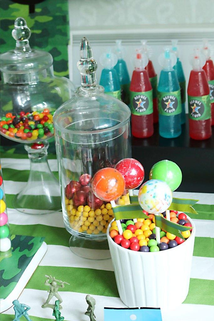 paintball-birthday-drinks