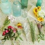 5 Minute DIY Flower Arrangement