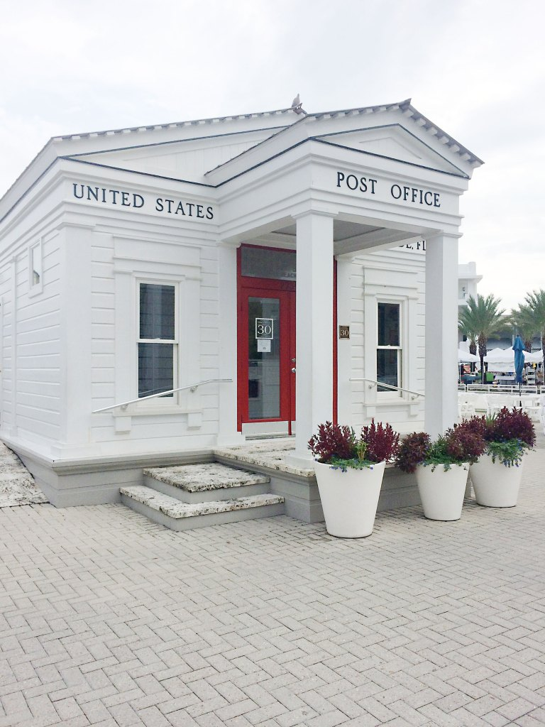 florida-seaside-post-office