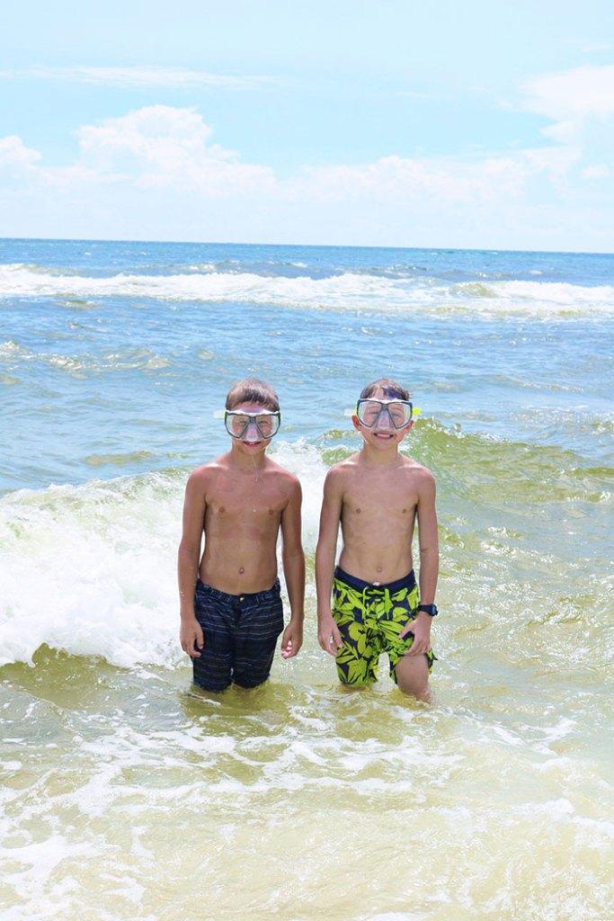 florida-snorkeling-kids
