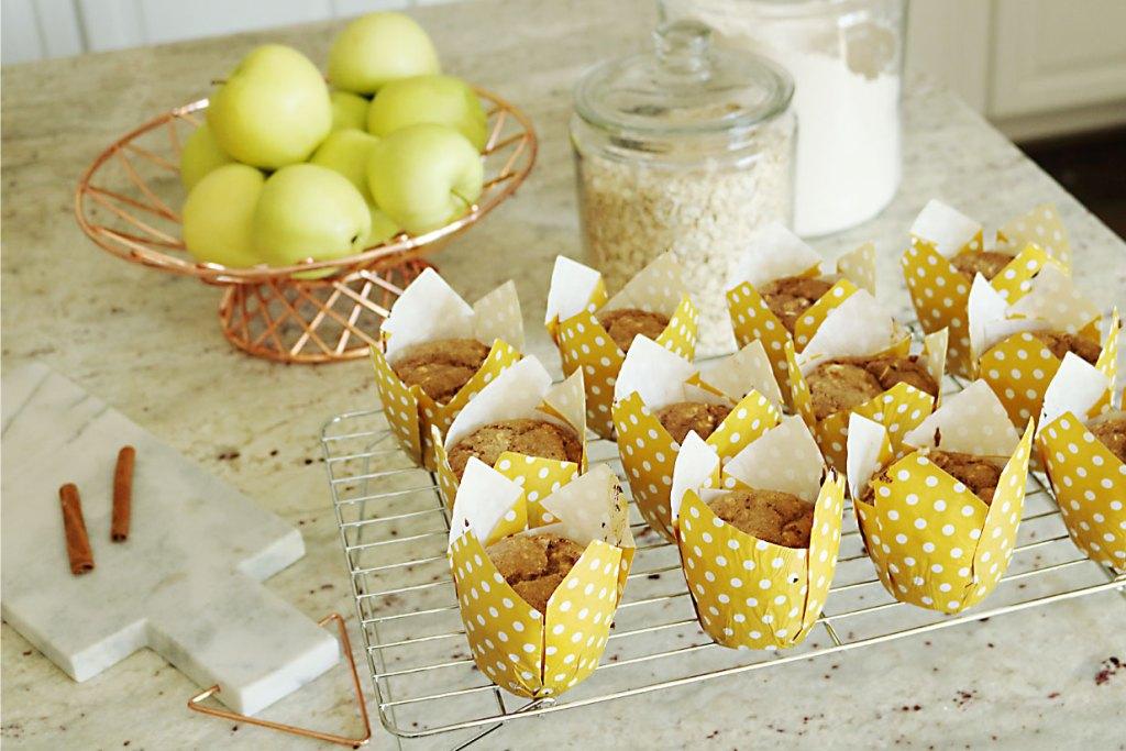 Healthy Bran Muffins Recipe