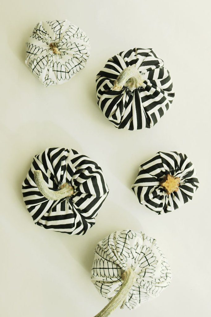 diy-fabric-pumpkins-with-real stems,diy-fabric-pumpkins-with-words, diy velvet pumpkins, fabric pumpkins how to, fabric pumpkins tutorial, modern pumpkins made with fabric