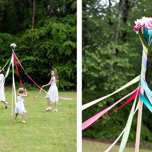 How to Make a Maypole