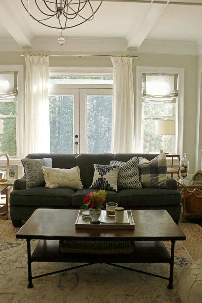 Updating Living Space For Fall Darling Darleen A