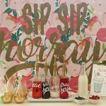 Italian Soda Bar + Free Printable