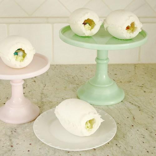 Sugar Panoramic Easter Eggs