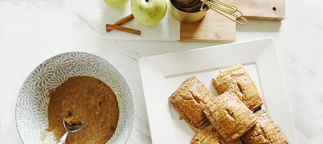 Gluten-Free Apple Pop Tart