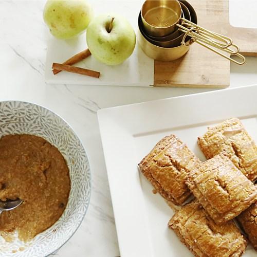 Gluten-Free Apple Pop Tart