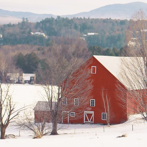 Darling Travels: Winter in Vermont