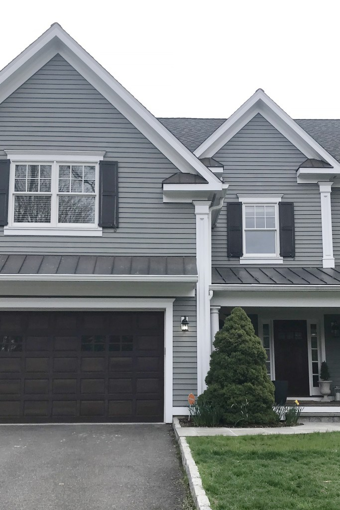 Our Exterior Paint Colors Darling Darleen A Lifestyle Design Blog