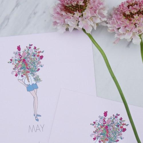 May Calendar Printable 2019
