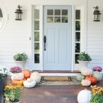5 Easy Fall Porch Ideas