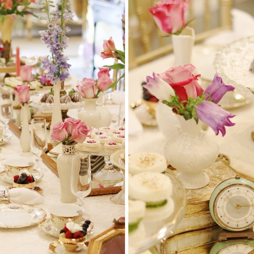 The Perfect Vintage Tea Party