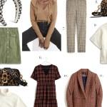 5 Fall Fashion Trends