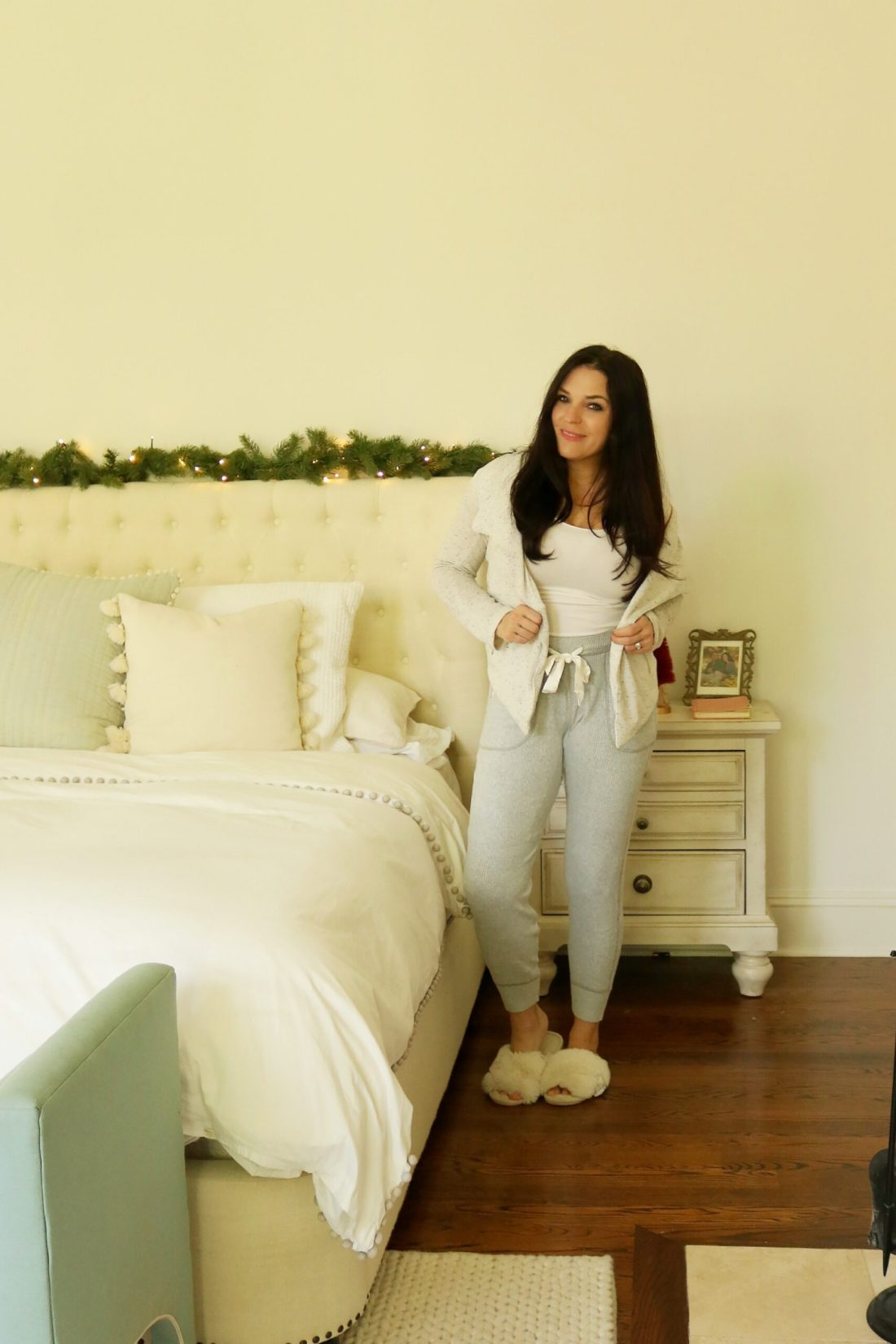 Favorite Loungewear under $50 to wear from day to night || Darling Darleen Top CT Lifestyle Blogger