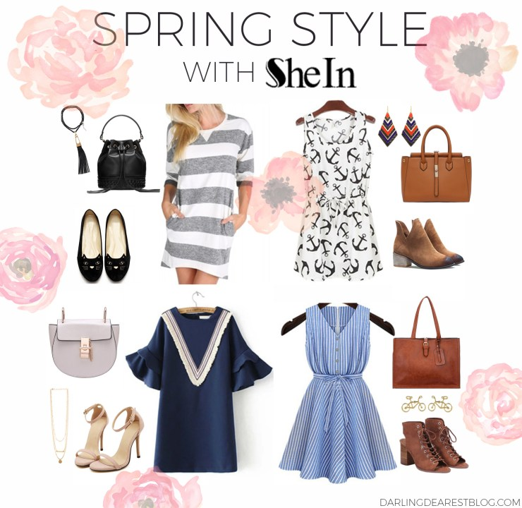Spring Outfits for all occasions