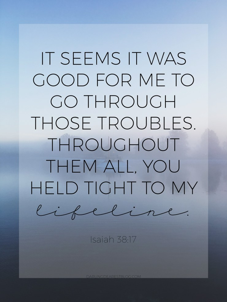 isaiah, bible verse, how to handle hard situations
