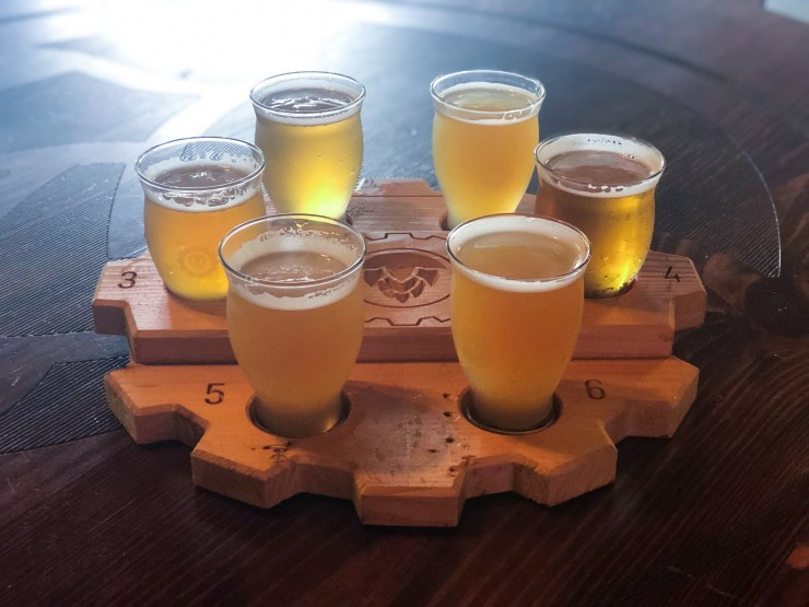 crank arm brewery raleigh breweries, triangle area breweries, cary breweries, durham breweries