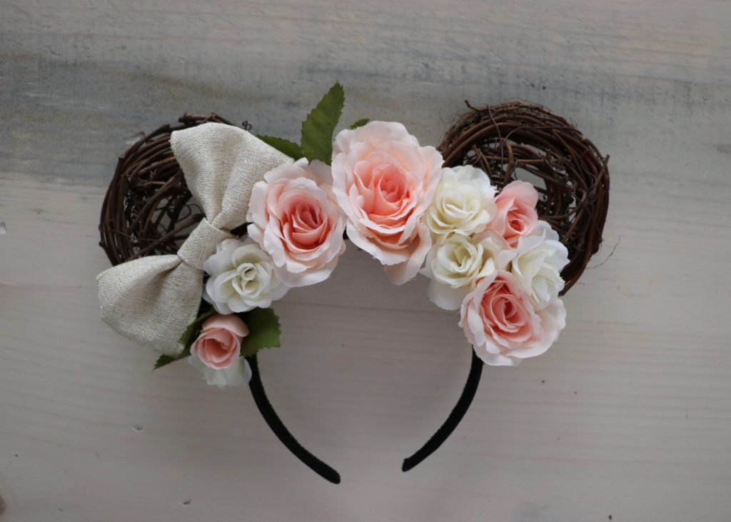 The perfect headband for the Flower and Garden Festival!