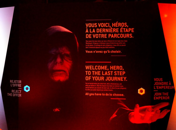 star wars exposition identities cote obscur