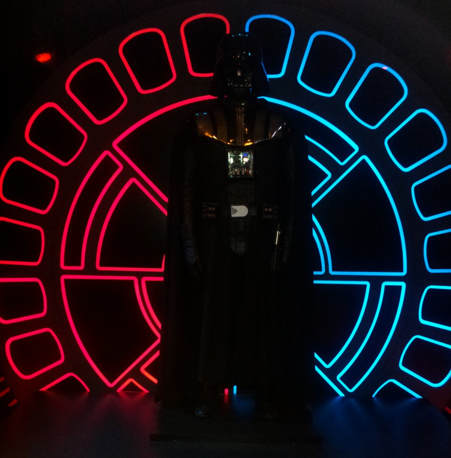star wars exposition identities dark vador darlingest2