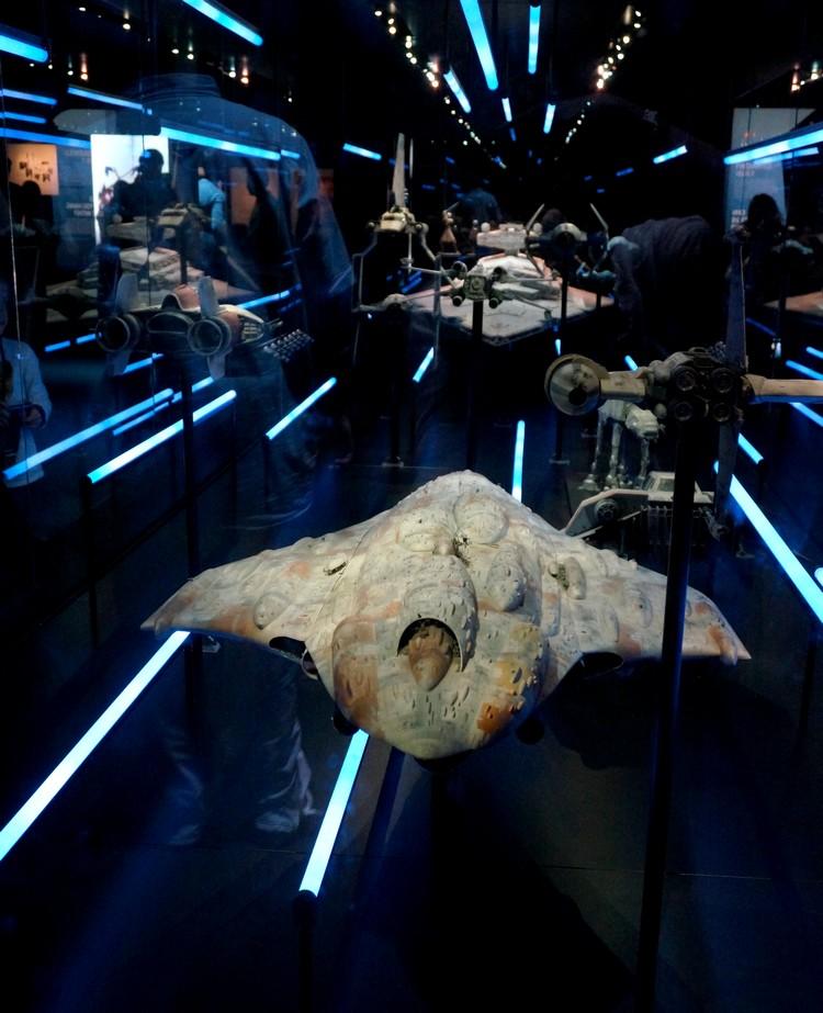 star wars exposition identities vaisseau