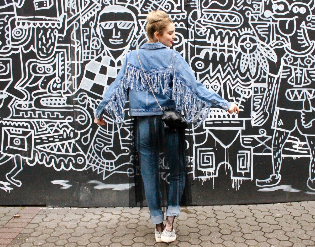Jeans, Tüll & Rock'n'Roll - Make Life your Catwalk